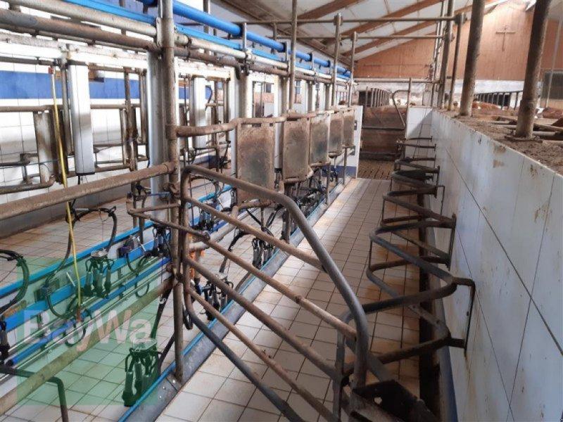 Melkstand типа De Laval Fischgräte 2x5, Gebrauchtmaschine в Neunburg v. Wald (Фотография 4)