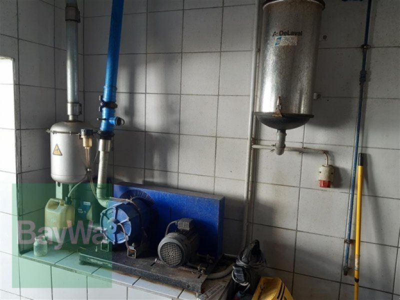 Melkstand типа De Laval Fischgräte 2x5, Gebrauchtmaschine в Neunburg v. Wald (Фотография 10)
