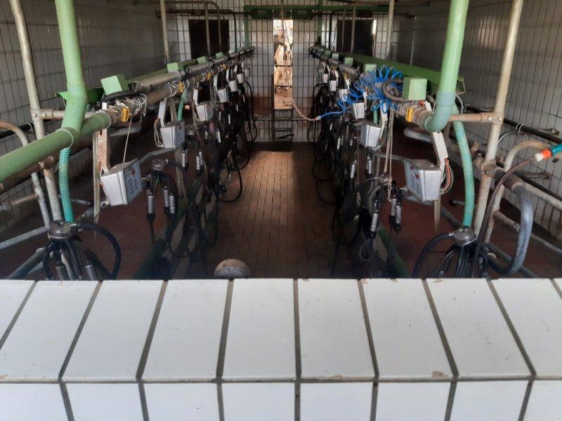 Melkstand типа GEA Milchkühlung, Gebrauchtmaschine в Halver (Фотография 1)