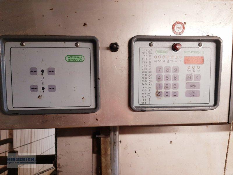 Melkstand des Typs GEA SBS Melkstand D8, Gebrauchtmaschine in Fürstenau (Bild 5)