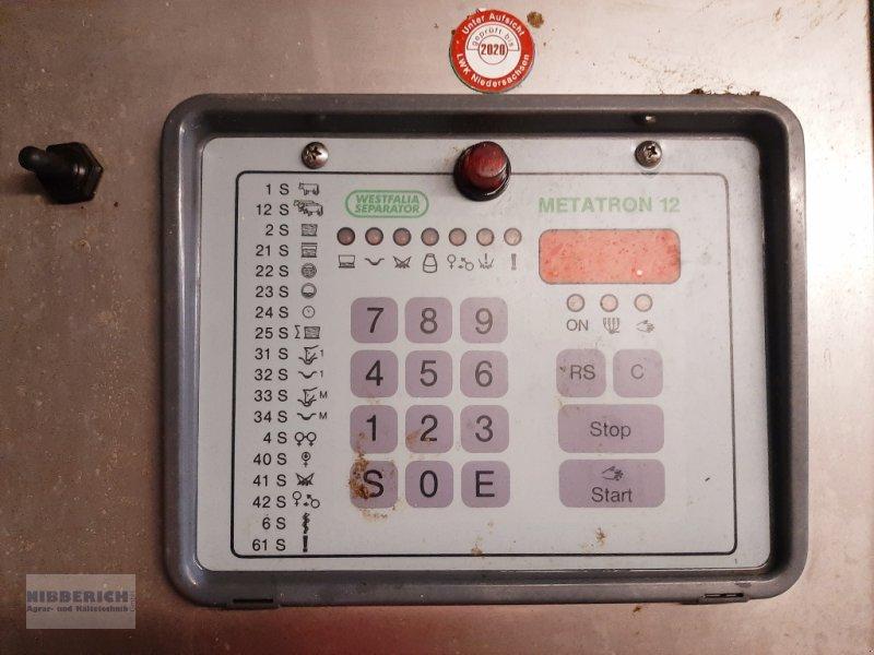 Melkstand des Typs GEA SBS Melkstand D8, Gebrauchtmaschine in Fürstenau (Bild 6)