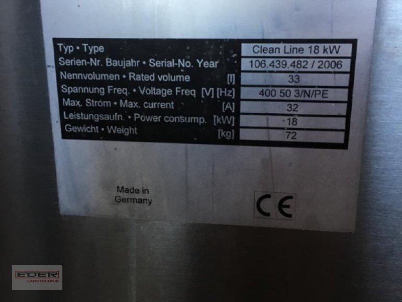 Melkstand des Typs Happel Robotex, Gebrauchtmaschine in Pforzen (Bild 1)