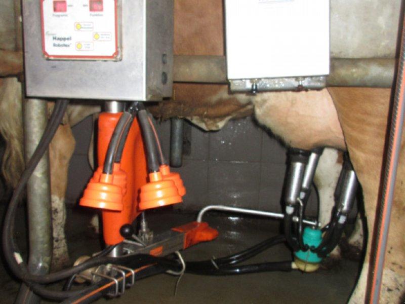 Melkstand типа Happel Robotex, Gebrauchtmaschine в Niederwaldkirchen (Фотография 1)