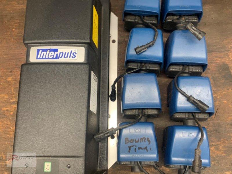 Melkstand des Typs Interpuls IT16-230 V, Gebrauchtmaschine in Engelsberg (Bild 1)