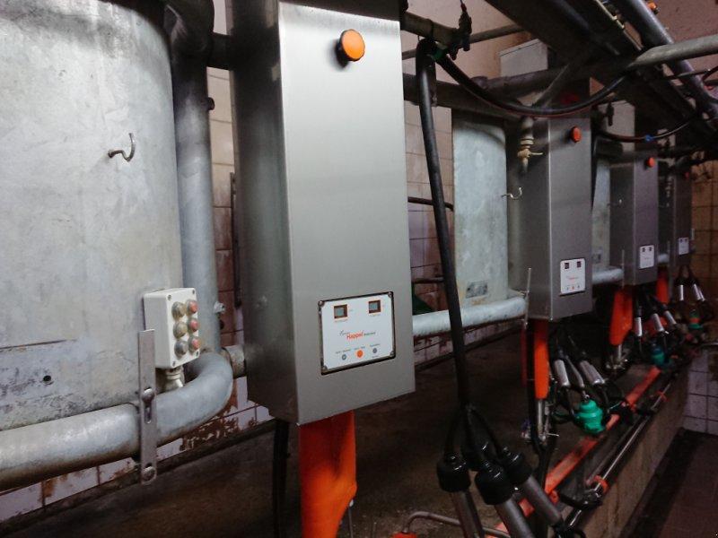 Melkstand типа System Happel Robotex, Gebrauchtmaschine в Eresing (Фотография 1)