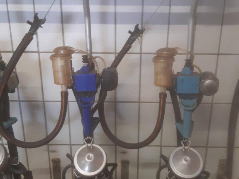 Melkzeug a típus Alfa Laval Duovac, Gebrauchtmaschine ekkor: Oberviechtach (Kép 1)