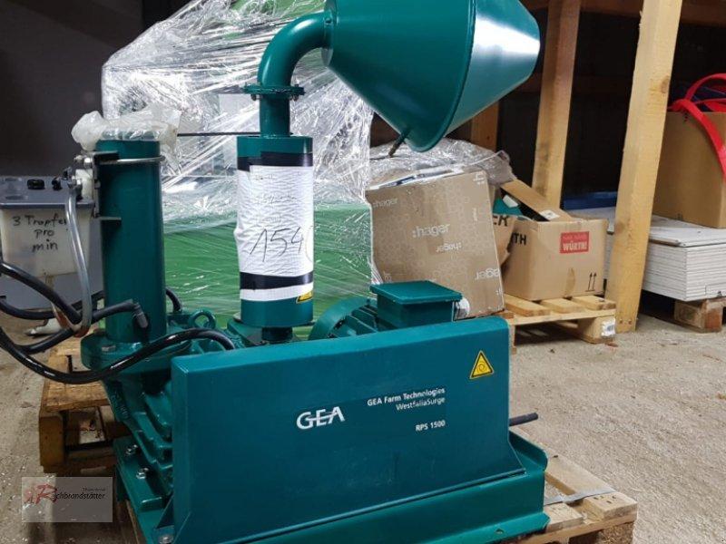 Melkzeug a típus GEA Vakuumpumpe RPS 1500, Gebrauchtmaschine ekkor: Engelsberg (Kép 1)