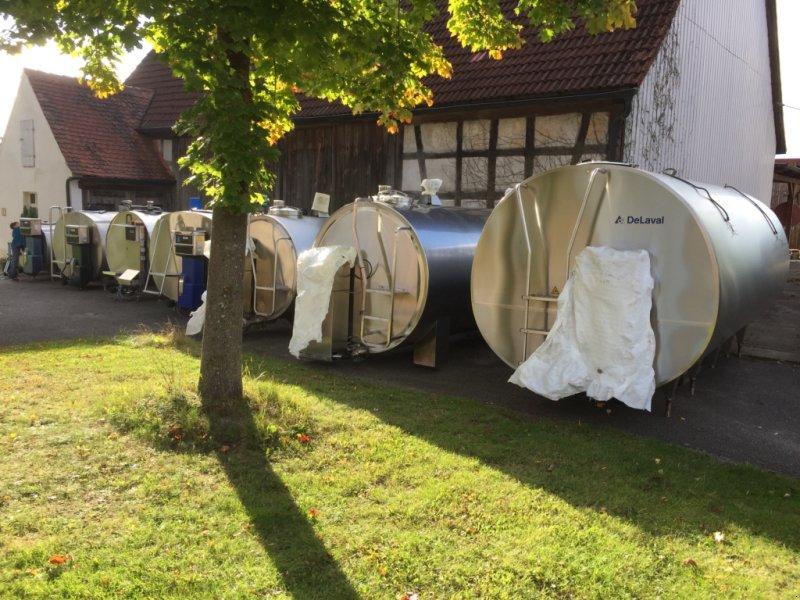 Milchkühltank des Typs Alfa Laval Milchkühltank, Gebrauchtmaschine in Windelsbach (Bild 1)
