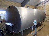 De Laval 9700 L Milchkühltank