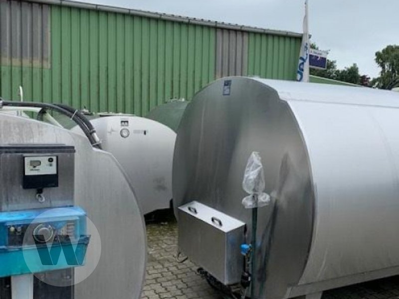 Milchkühltank des Typs De Laval DX/CE 12000/4, Gebrauchtmaschine in Niebüll (Bild 2)