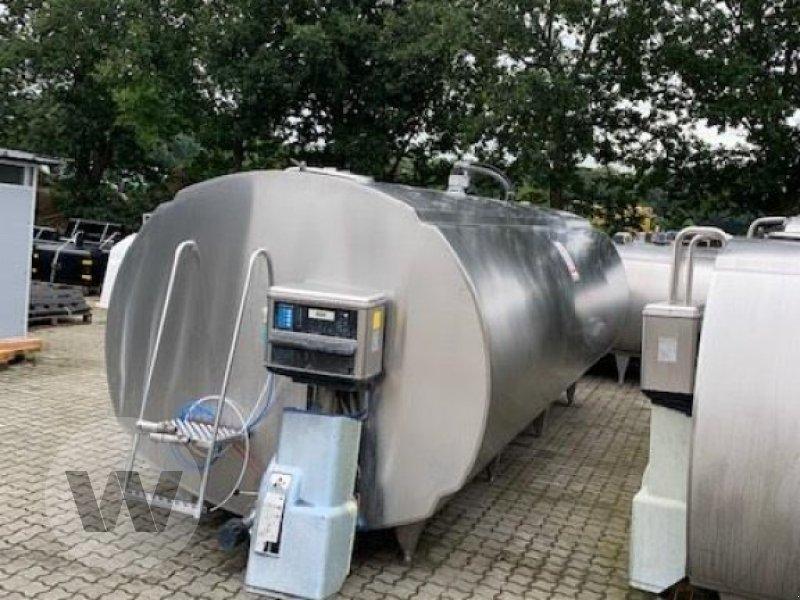 Milchkühltank des Typs De Laval DX/CE 12000/4, Gebrauchtmaschine in Niebüll (Bild 1)
