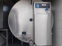De Laval DX/CR 3000 Milchkühltank