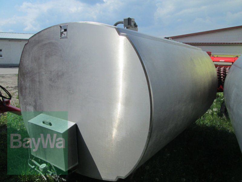 Milchkühltank des Typs De Laval DXCE 5000, Gebrauchtmaschine in Neunburg v.Wald (Bild 2)