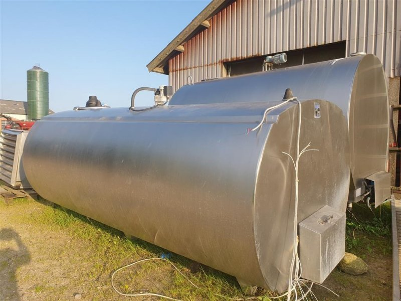 Milchkühltank typu De Laval DXCE 8000 og en MULLER P8000, Gebrauchtmaschine w Skive (Zdjęcie 1)