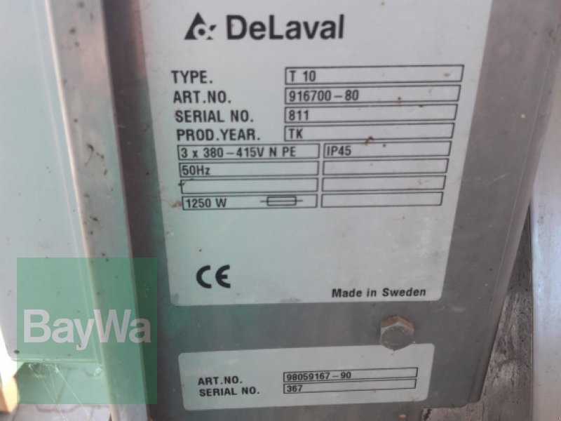 Milchkühltank des Typs De Laval DXCR 2500, Gebrauchtmaschine in St. Wolfgang (Bild 5)