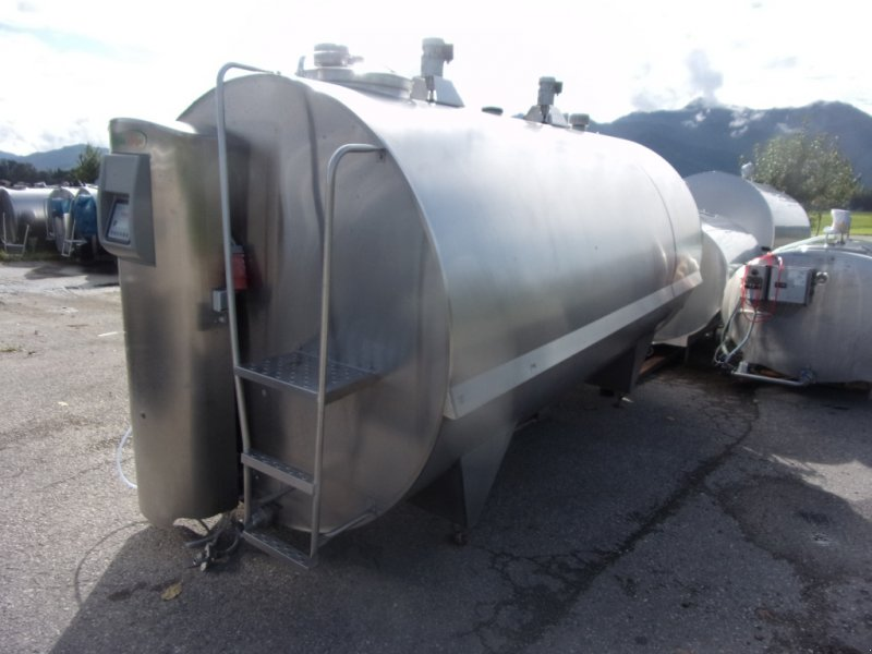 Milchkühltank a típus GEA Platin 7000, Gebrauchtmaschine ekkor: Übersee (Kép 1)