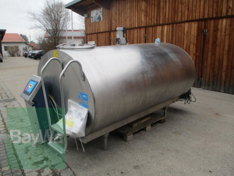 Milchkühltank des Typs Serap First 4000 SE, Gebrauchtmaschine in Schönau b.Tuntenhausen (Bild 6)