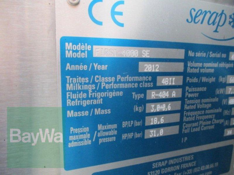 Milchkühltank des Typs Serap First 4000 SE, Gebrauchtmaschine in Schönau b.Tuntenhausen (Bild 8)