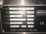 Milchkühltank des Typs Westfalia Platin 3100, Gebrauchtmaschine in Högling