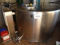 Etscheid RT 1680 Ванна для охлаждения молока