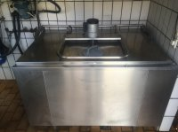 Westfalia DWX 600 Milchkühlwanne