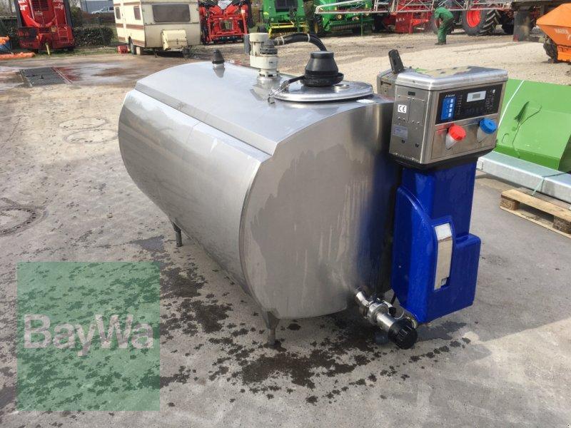 Milchtank des Typs De Laval DX 1600 ltr. mit Reinigungsautomat T200, Gebrauchtmaschine in Dinkelsbühl (Bild 1)
