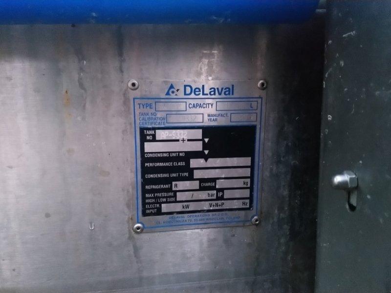 Milchtank a típus De Laval DXCE, Gebrauchtmaschine ekkor: Bolderslev (Kép 3)