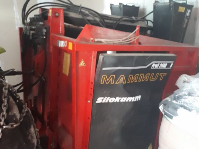 Milchtank типа Mammut Silokamm Profi 2400 R, Gebrauchtmaschine в Bruck (Фотография 1)