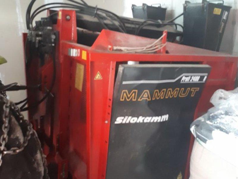 Milchtank typu Mammut Silokamm Profi 2400 R, Gebrauchtmaschine v Bruck (Obrázok 1)