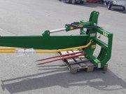 Milchtank типа McHale Ballenspalter 994 BS, Gebrauchtmaschine в Tamsweg