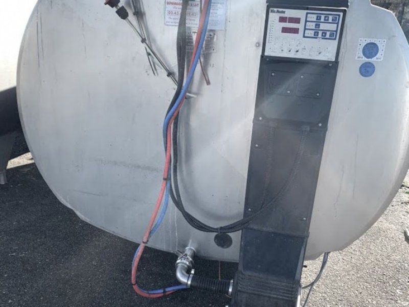 Milchtank a típus Prominox 5000L HCA, Gebrauchtmaschine ekkor: NEVERS (Kép 1)
