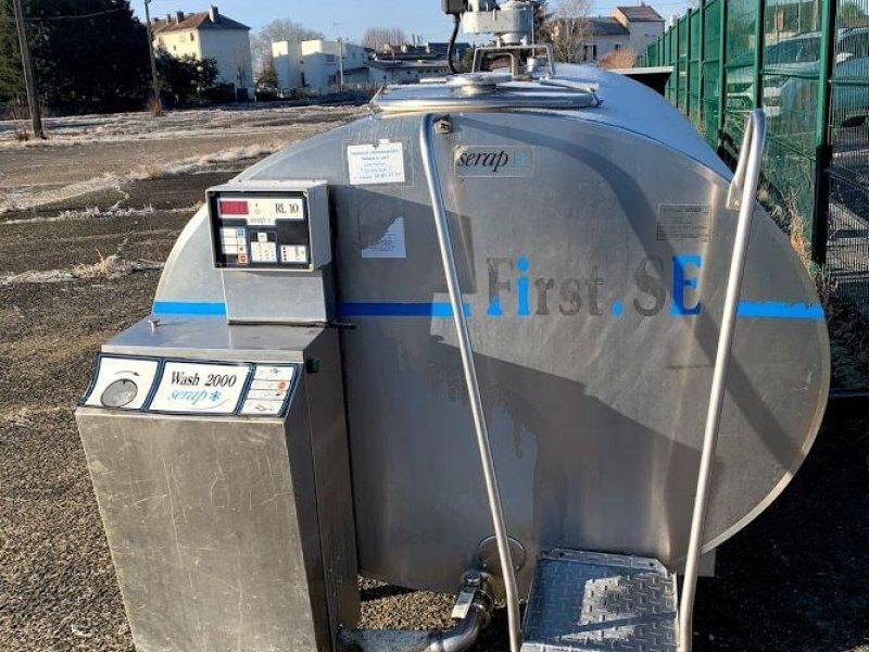 Milchtank typu Serap 2500L Se, Gebrauchtmaschine v NEVERS (Obrázok 1)
