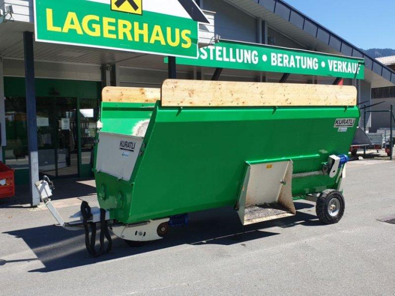 Milchtank des Typs Sonstige Futtermischer 7,5m³, Gebrauchtmaschine in Bruck (Bild 4)