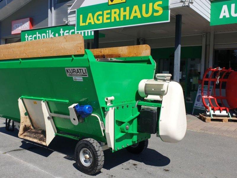Milchtank des Typs Sonstige Futtermischer 7,5m³, Gebrauchtmaschine in Bruck (Bild 2)