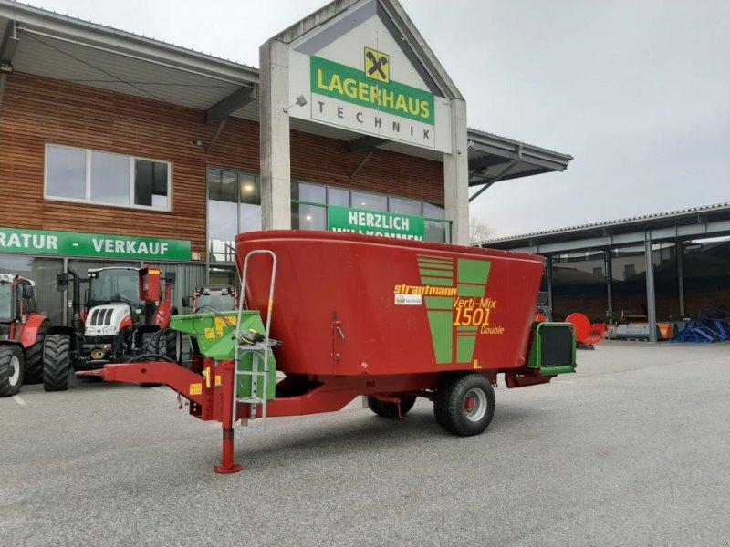 Milchtank типа Strautmann Mischwagen Verti Mix 1501, Gebrauchtmaschine в Bergheim (Фотография 1)