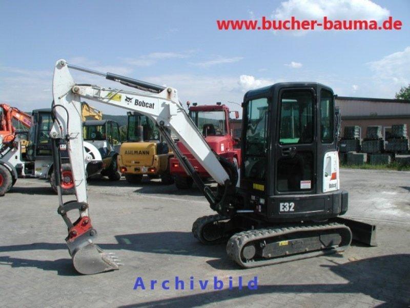 Minibagger a típus Bobcat - mehrfach vorhanden, Gebrauchtmaschine ekkor: Obrigheim (Kép 1)