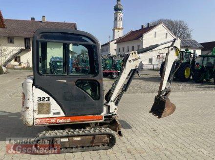 Minibagger типа Bobcat 323, Gebrauchtmaschine в Mühldorf (Фотография 5)