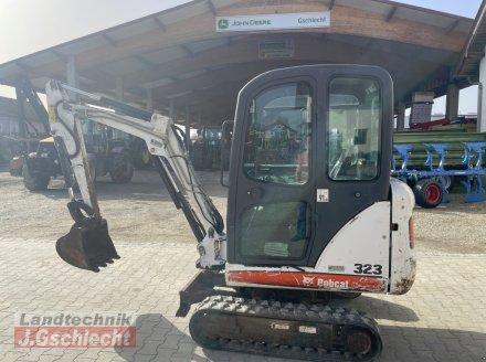 Minibagger типа Bobcat 323, Gebrauchtmaschine в Mühldorf (Фотография 1)