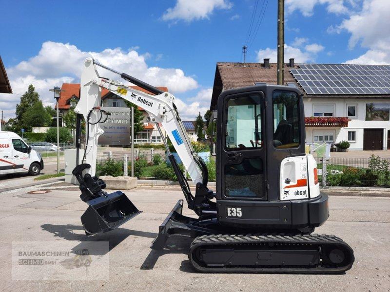 Minibagger типа Bobcat E 35, Gebrauchtmaschine в Stetten (Фотография 1)