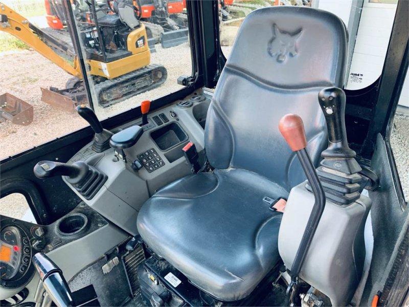 Minibagger des Typs Bobcat E26 EM, Gebrauchtmaschine in Schrobenhausen (Bild 9)