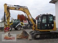 CAT 308E2 CR mit Powertilt Minibagger