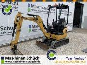 Minibagger des Typs Caterpillar 301.7 DCR Verstelllaufwerk Neuwertig, Gebrauchtmaschine in Schrobenhausen-Edels