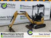 Minibagger des Typs Caterpillar 301.7 DCR Verstelllaufwerk Neuwertig, Gebrauchtmaschine in Schrobenhausen