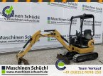 Minibagger des Typs Caterpillar 301.7 DCR Verstelllaufwerk Neuwertig in Schrobenhausen-Edels