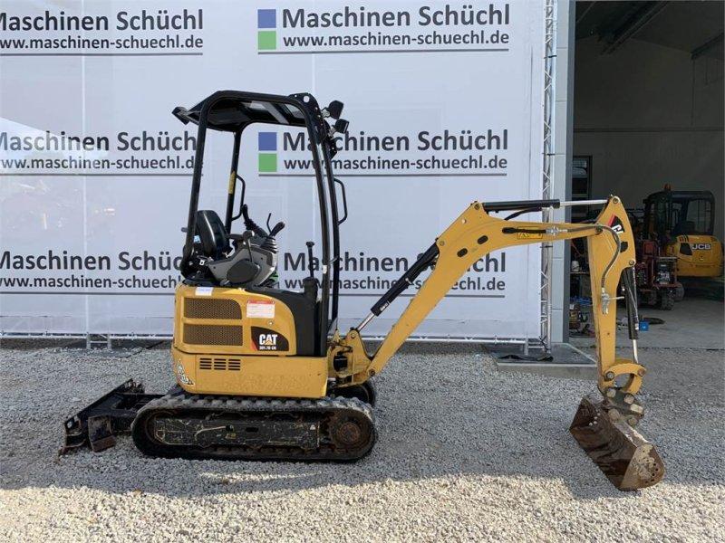 Minibagger des Typs Caterpillar 301.7 DCR Verstelllaufwerk Neuwertig, Gebrauchtmaschine in Schrobenhausen (Bild 6)