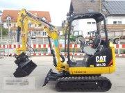Minibagger des Typs Caterpillar 301.7D, Gebrauchtmaschine in Stetten