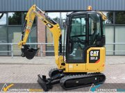 Minibagger типа Caterpillar 301.8 NEXT GENERATION, Gebrauchtmaschine в Vessem