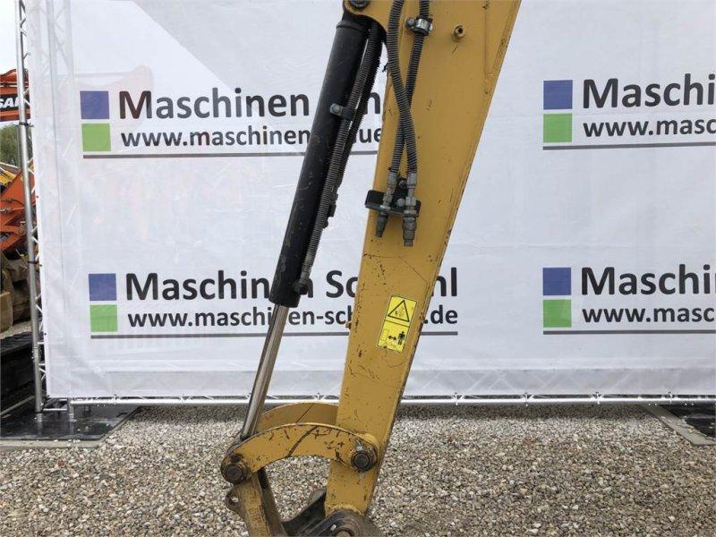 Minibagger des Typs Caterpillar 305 ECR Bj 2013 Kurzheckbagger, Gebrauchtmaschine in Schrobenhausen (Bild 14)
