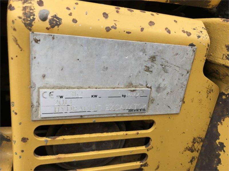 Minibagger des Typs Caterpillar 305 ECR Bj 2013 Kurzheckbagger, Gebrauchtmaschine in Schrobenhausen (Bild 6)
