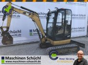 Minibagger типа Caterpillar Minibagger 302.7 DCR, Gebrauchtmaschine в Schrobenhausen-Edels